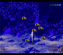 Ecco: The Tides of Time screen shot 2 2