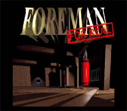 Foreman For Real screen shot 1 1