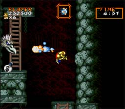 Super Ghouls 'n Ghosts screen shot 2 2