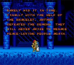 Super Ghouls 'n Ghosts screen shot 4 4